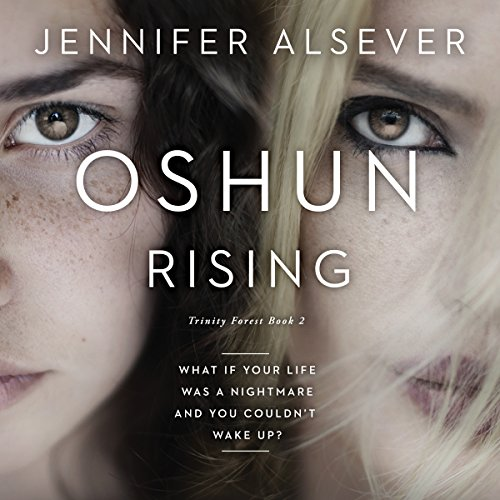Oshun Rising audiobook cover art