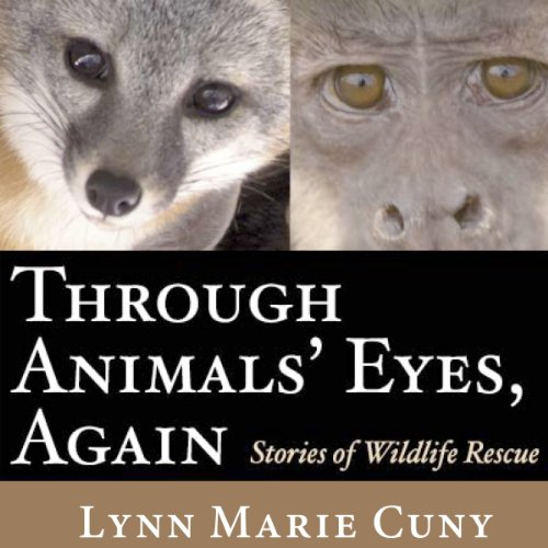 Through Animals' Eyes, Again audiobook cover art