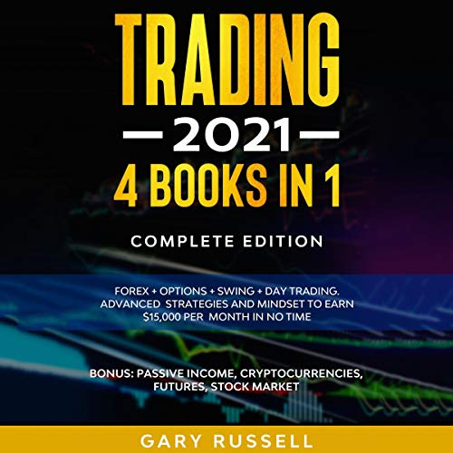 Trading 2021: 4 Books in 1 cover art