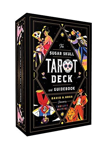 The Sugar Skull Tarot Deck and Guidebook (Sugar Skull Tarot Series)