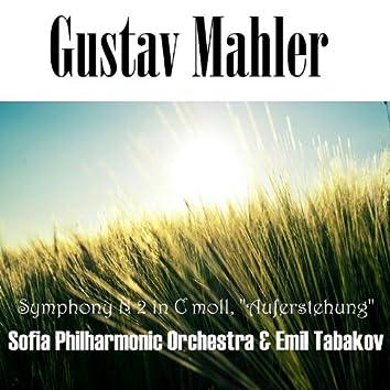 """Gustav Mahler: Symphony No 2 in C-moll, """"Auferstehung"""""""