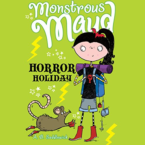 Monstrous Maud: Horror Holiday cover art