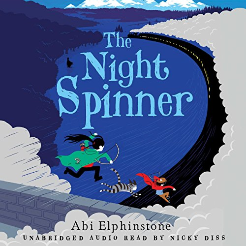 The Night Spinner cover art