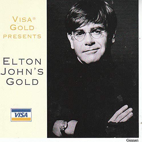 Elton John's Gold