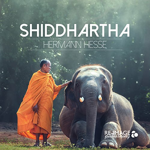 Couverture de Siddhartha