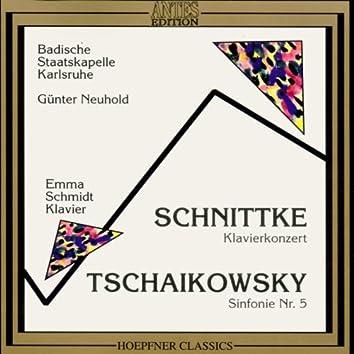 Schnittke, Tschaikowsky