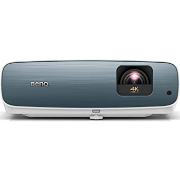 BenQ TK850 True 4K HDR-PRO Projector for Movies, Gaming & Sports - Low Input Lag for Most Games - Dynamic Iris - 3000 Lumens - 3D - 3 Year Industry Leading Warranty