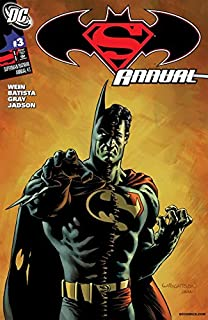 Superman/Batman: Annual #3 (English Edition)