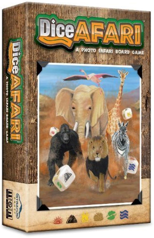 la mejor selección de DiceAFARI - A Fun Photo Safari Board Juego by by by Stratus Juegos  venta con descuento