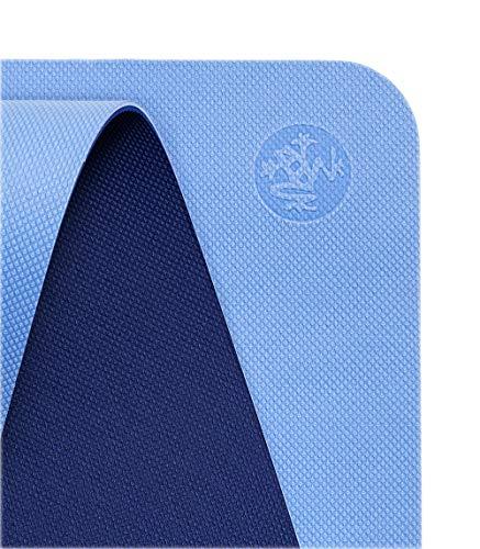 Manduka Begin Tapis de yoga et de pilates unisexe Bleu clair 177 cm