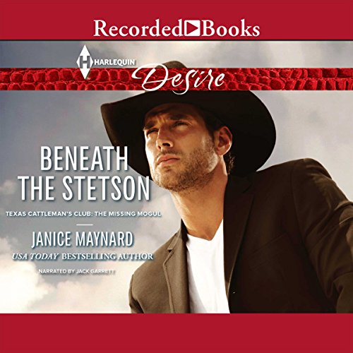 Beneath the Stetson audiobook cover art