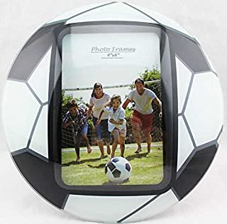 Glass Curved Soccer Picture Frames 4