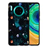 Yoedge Wiko Y50 Case, Black Silicone with Personalised
