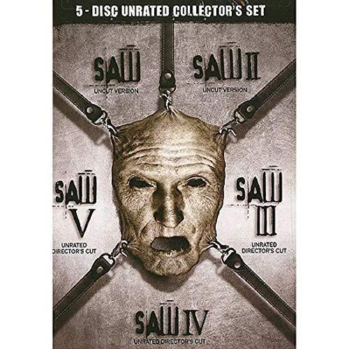 SAW: Collector Set,  Uncut I-5