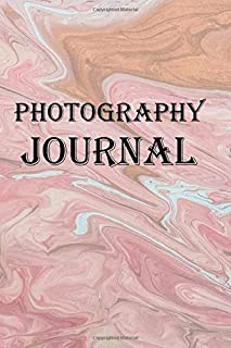 Photography Journal: Keep track of your Photography adventures