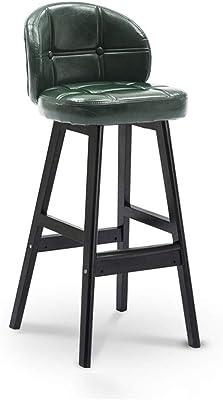 Amazon.com: HongTeng - Taburete alto de hierro para bar o ...
