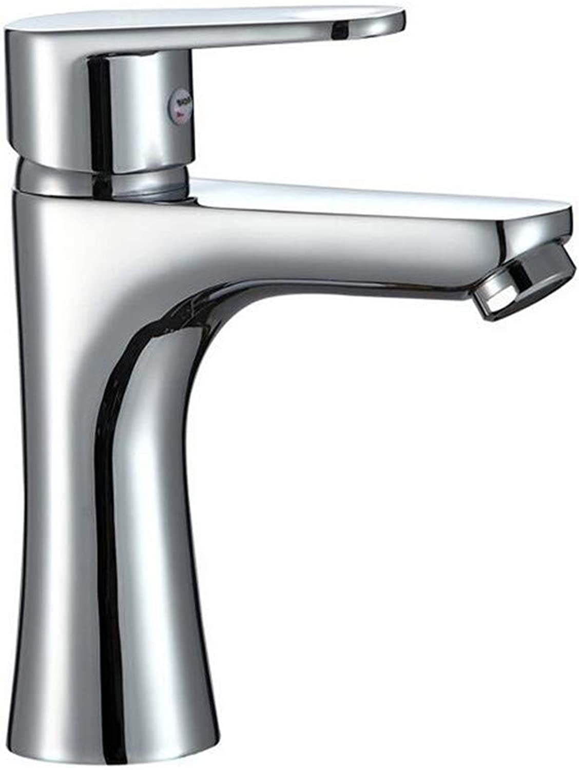 Basin Mixer Tap ?Brass Hot and Cold Washbasin Faucet High Standard Thick Basin Faucet