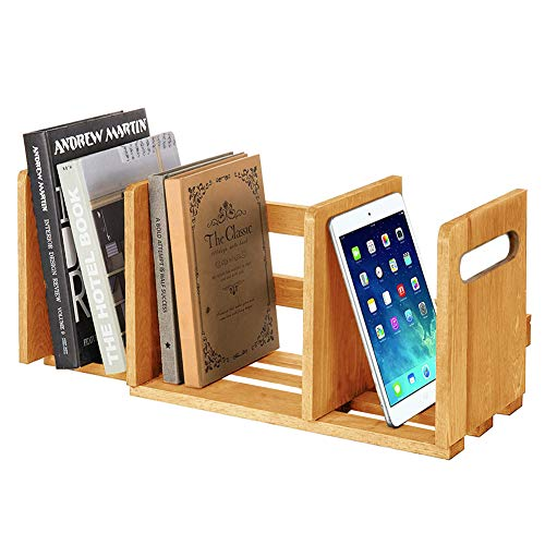 Tree Bookshelf, 9-Shelf Tree Bookcase Wood Bookshelves, Floor Standing Tree Bookcase in Living Room Home Office, Tree Shelf Display Organizer for Books/Magazines/CDs/Movies, Walnut Brown