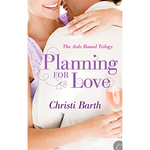 Planning for Love audiobook cover art