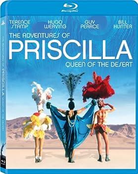 The Adventures of Priscilla Queen of the Desert [Blu-ray]