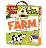 Fun on the Farm (Highlights Boxes of Fun)