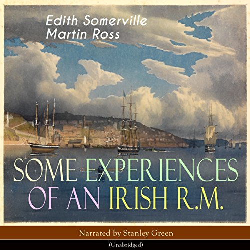 Some Experiences of an Irish R. M. audiobook cover art