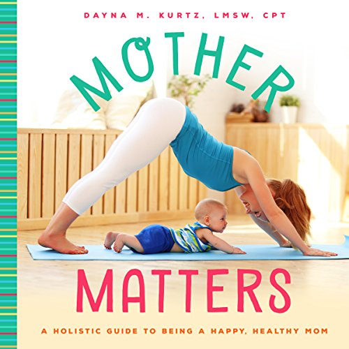 Mother Matters audiobook cover art