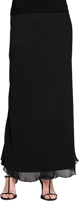 A-line Dress Skirt (Petite Regular Plus Sizes)