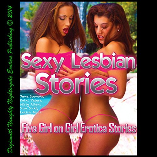 Sexy Lesbian Stories audiobook cover art