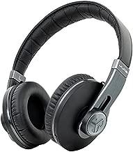 JLab Audio Omni Premium Folding Bluetooth Wireless Over-Ear Headphone with Mic & Carrying Case - Black Pearl