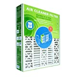 True Blue Replacement Air Filter for HoneyWell Air Cleaner, 20x25x5
