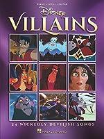 Disney Villains: 24 Wickedly Devilish Songs