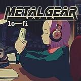Metal Gear Solid Theme lofi hip hop beat (Scanlines Girl)