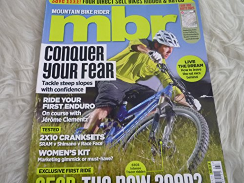 MBR Mountain bike rider magazine july 2012