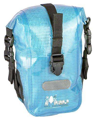 Amphibious , Sac pour homme à porter à l'épaule Bleu bleu DIMENSIONI (h x l x p) 18 x 12 x 8 cm