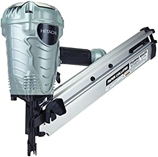 Hitachi NR90ADS1 2-Inch to 3-1/2-Inch Paper Collated Framing Nailer (Discontinued by the Manufacturer)