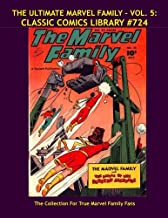 The Ultimate Marvel Family Comic Collection Volume 5: Giant