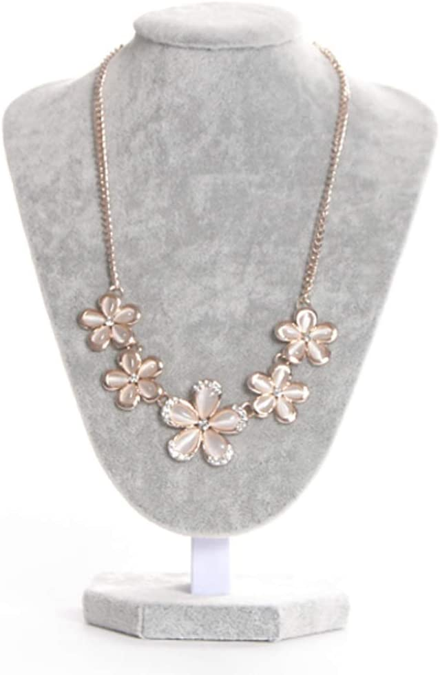 Kerryshop Jewelry Towers Quantity Popular limited Necklace Pendant Chain Dis Bust