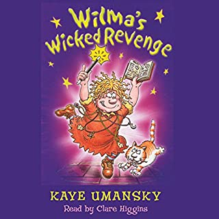 Wilma's Wicked Revenge audiobook cover art