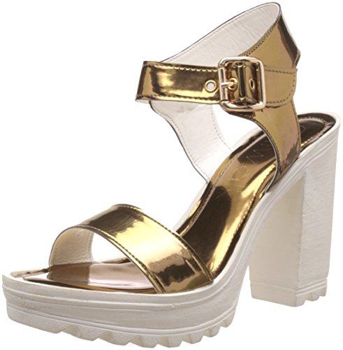 Catwalk Women's Brown Fashion Sandals - 6 UK/India (38 EU)