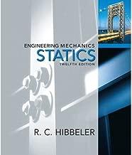 Engineering Mechanics: Statics 12th Edition (Book Only)