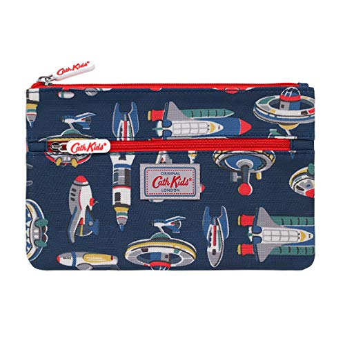 Cath Kidston UP in Space Kids Dubbele Zip Potlood Koffer
