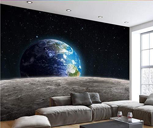 Papier Peint Mural Poster Géant 3D Earth Enfant Chambre Garcon Fille Ado Décoration De La Maison