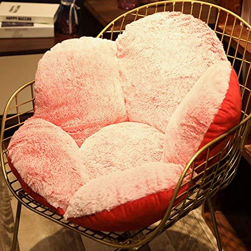 XHNXHN Cesta Colgante Cojín para Sentarse Cojines para sillas, Almohada para el Suelo con Flores para niños Cojín para Asiento Dormitorio Decoración para Sala de Estar Tatami Almohadillas para Asie