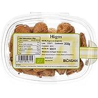 Bionsan Biogoret Higos - 4 Paquetes de 200 gr - Total: 800 gr