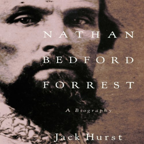 Nathan Bedford Forrest audiobook cover art
