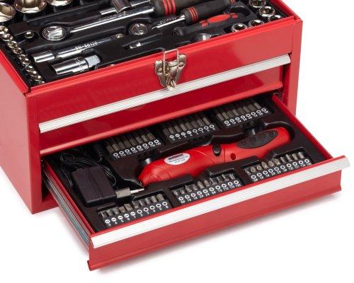 Brüder Mannesmann M29066 Bestückte Werkzeugbox, 155-tlg - 2