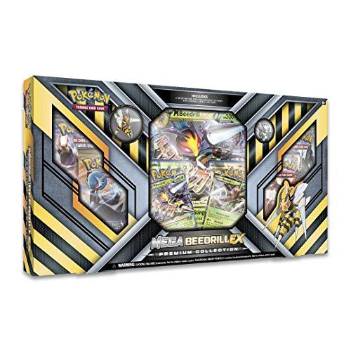 Pokémon Pok80169TCG Mega Évolutions EX Premium Collection Jeu de Cartes