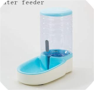 3.8L Pet GOG Cat Automatic Feeders Plastic Dog Water Bottle Large Capacity Food Water Dispenser Cat Dogs Feeding Bowls