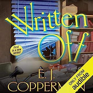 Written Off audiobook cover art